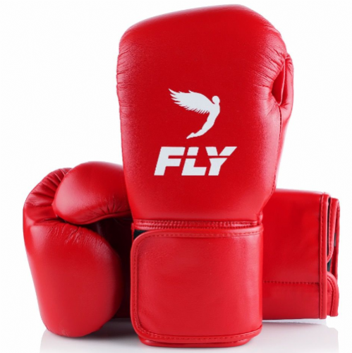 Fly Superloop X Training Gloves - Red